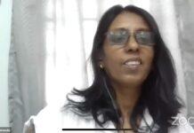 Direktur Eksekutif Asian Network for Free Election (ANFREL) Chandanie Watawala